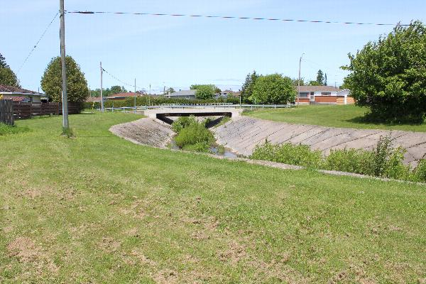 East Davignon Channel Maintenance